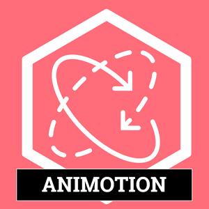 Виджет Анимации (Animotion)