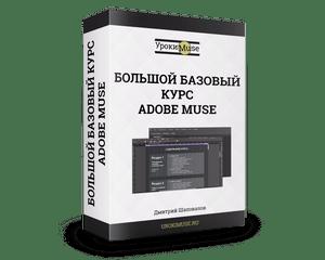 Большой Базовый курс Adobe Muse